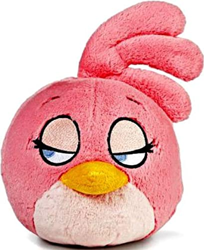 Angry Birds Plush 8-Inch Girl Rosa Bird with Sound