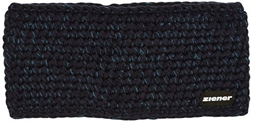 Ziener IHAB Stirnband, Blue Navy, One Size