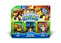 Skylanders SWAP FORCE Battle Pack Fiery Forge/Bumble Blast/Knockout Terrafin スカイランダーズ スワップフォース バトルパック(輸入版) [not_machine_specific]