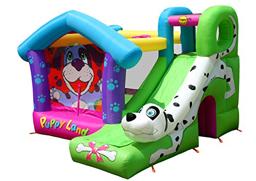 Happy Hop HappyHop 9109. Castillo Hinchable: Puppy Land.