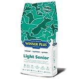 WINNER PLUS Light Senior 3 kg - Alimento leggero per cani poco attivi, sterilizzati, in sovrappeso o...