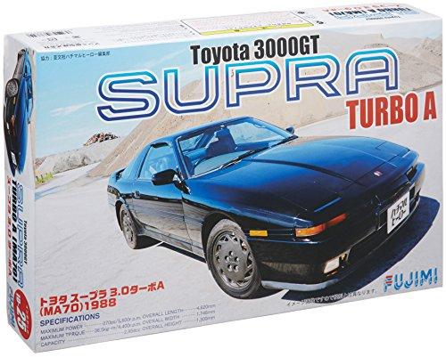S?rie 1/24 de pouce de suivi n ? 025 3 0 Toyota Supra Turbo A 1987 (japon importation)