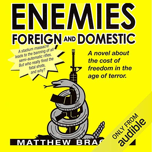 Enemies Foreign and Domestic Titelbild