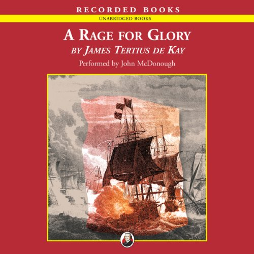 A Rage for Glory audiobook cover art