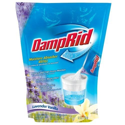 DampRid FG30LV Refill Bag Lavender Vanilla, 42-Ounce by DAMPRID (1)