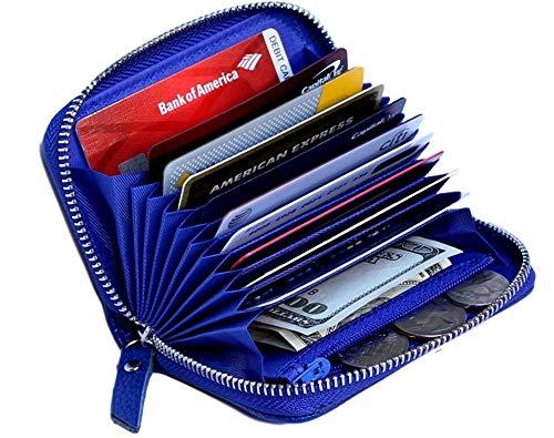 Price comparison product image KALMORE Women's Rfid Wallet,  Blue