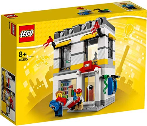 LEGO Microscale Brand Store - Welcome to The Brand Store!
