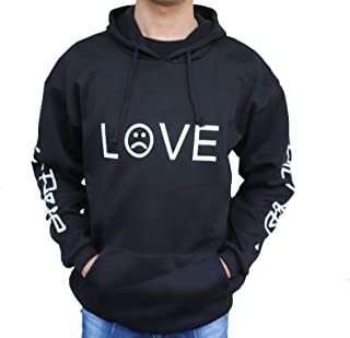 Himart DJ LPeep Love Unisex Fashion Print Hoodie Sweatshirt
