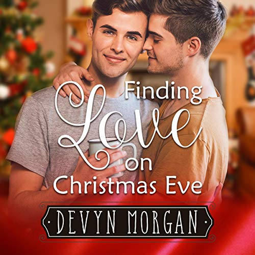 Finding Love on Christmas Eve cover art