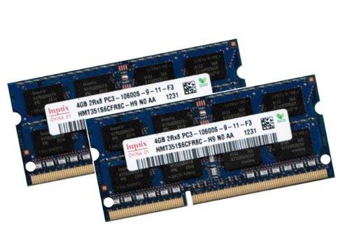 CL11 hmt351s6cfr8/C-h9 Hynix /12800S PC3/ DIMM 204/Pines Memory M/ódulo con de Alto Rendimiento. 4/GB SO-DIMM DDR3/1600/MHz