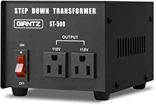 Giantz 500W Auto Step Up and Step Down Transformer Converter 240V to 110V Voltage Converter