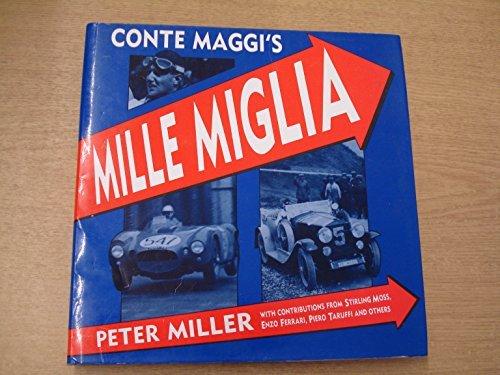 Conte Maggi's Mille Miglia
