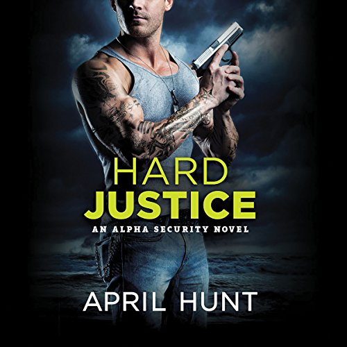 Hard Justice audiobook cover art