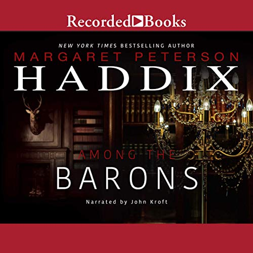 Among the Barons audiobook cover art