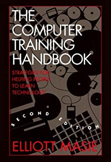 Computer Training Handbook by Masie Elliott (1997-01-30)