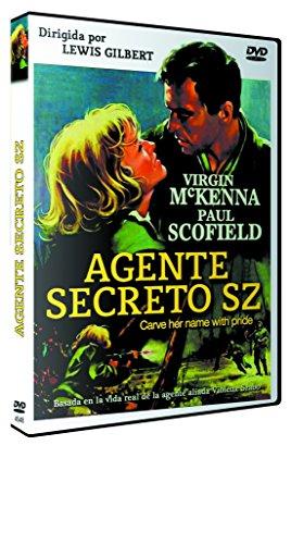 Agente Secreto SZ DVD 1958 Carve Her Name with Pride