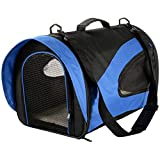 Lightweight Fabric <span class='highlight'>Pet</span> Carrier Crate for Dogs, Cats or Small Animals