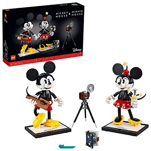 LEGO 43179 Micky Maus und Minnie Maus Teile 1739 .