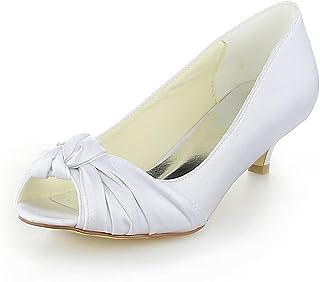 JIA JIA Wedding 00111 Chaussures de mariage pour femme Escarpins