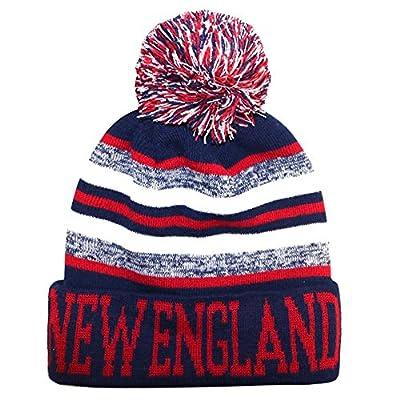 New England City Hunter USA Blending Colors Men's Winter Hats