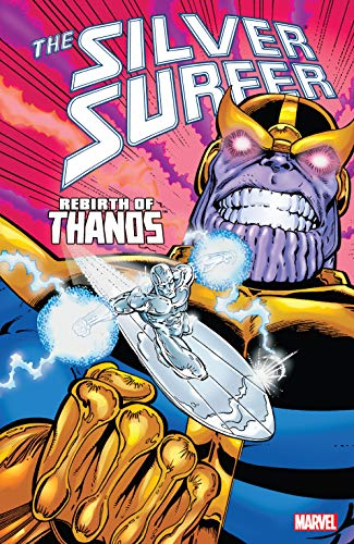 Silver Surfer: Rebirth of Thanos (English Edition)