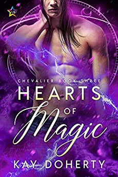 Hearts of Magic (Chevalier Book 3) by [Kay Doherty]