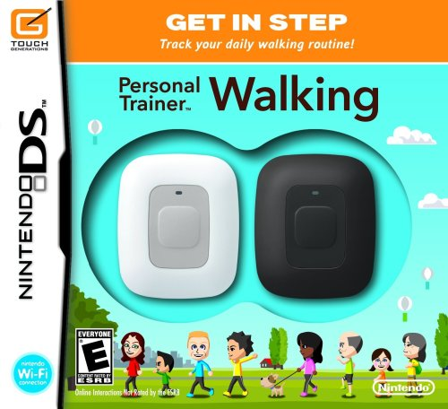 Walk With Me! Do You Know Your Walking Routine? - Includes Two Activity Meters [UK Import]