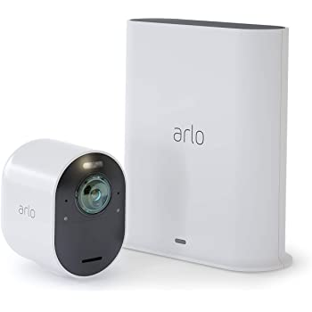 Arlo VMS5140 Ultra - 4K UHD Wire-Free Security 1 Camera System