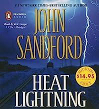 By John Sandford Heat Lightning (A Virgil Flowers Novel) (Abridged) [Audio CD]