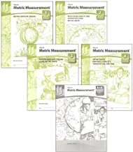 Key to Metric Measurement Four Book Set with Answer Key
