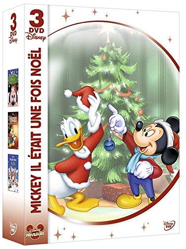 Coffret Mickey-Il était Une Fois Noël