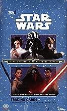 2015 Topps Star Wars Journey To: 'The Force Awakens' Hobby Box - 24 packs / 8 cards
