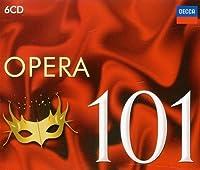 101 Opera [6 CD] by Luciano Pavarotti (2011-10-11)