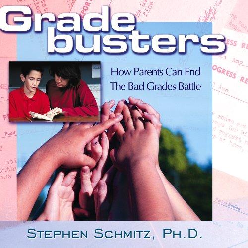 Gradebusters audiobook cover art