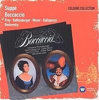 Suppe: Boccaccio (Cologne Collection) by Dallapozza (2014-02-11)