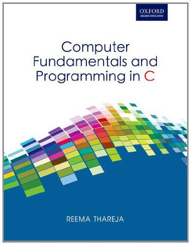 Computer Fundamentals & Programming in C