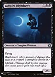 Magic: The Gathering - Vampire Nighthawk - Mystery Booster - Explorers of Ixalan
