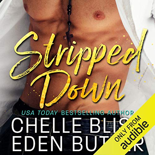 Stripped Down audiobook cover art