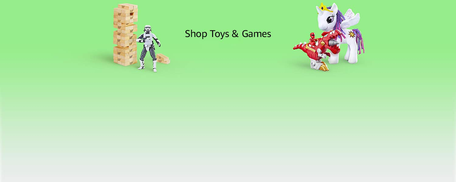 amazon.com - Toys and Games starting at just $4.99