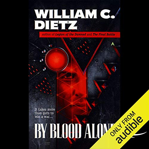By Blood Alone audiobook cover art