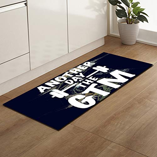 DREAMING-Kitchen Sofa, Wardrobe, Shoe Cabinet, Long Strip Mat, Bathroom Non-Slip Floor Mat, Floor Mat, Door Mat, Household Carpet 40 * 120cm