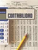Libro de Contabilidad: Cuaderno de registro de contabilidad | Libro contables en letra grande | Libreta de facturas para pequeñas empresas | Registro de ingresos y gastos