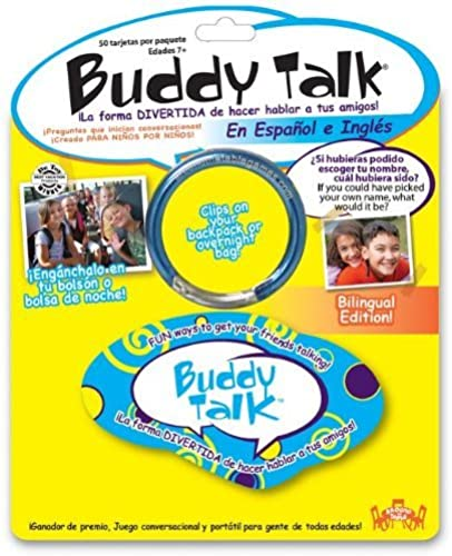 Buddy Talk Bilingual (Spanish English) by Around the Table Games