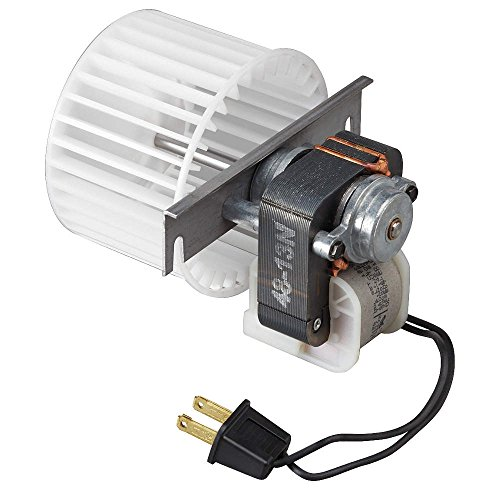 BROAN ELECTRIC MOTOR, C-FRAME, INCLUDES BLOWER WHEEL ASSEMBLY