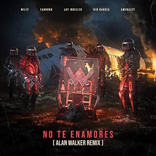 Milly, Alan Walker & Jay Wheeler feat. Farruko, Nio Garcia & Amenazzy