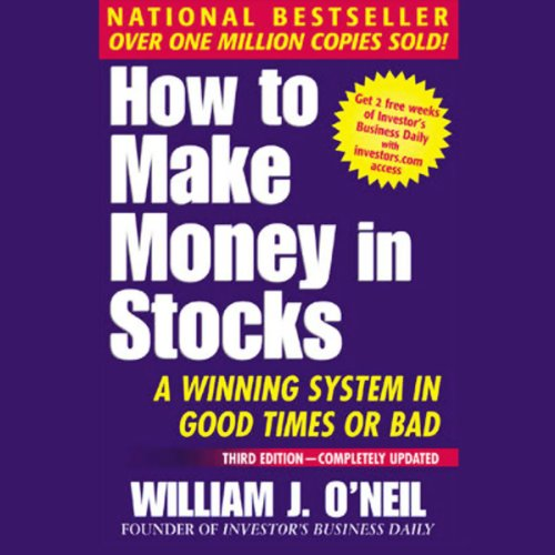 How to Make Money in Stocks audiobook cover art