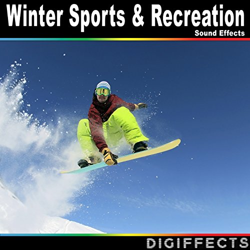 Winter Sports and Recreation Sound Effects