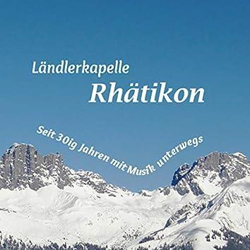 Ländlerkapelle Rhätikon Seit 30ig Jahren Mit Musik Unterwegs