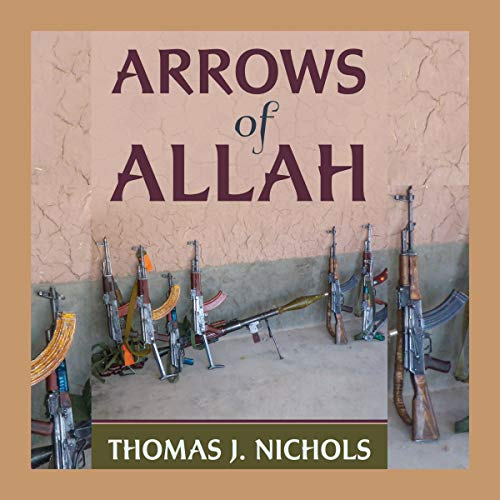 Page de couverture de Arrows of Allah