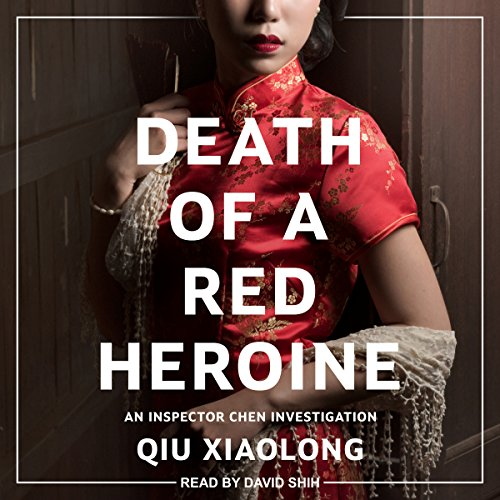 Death of a Red Heroine audiobook cover art